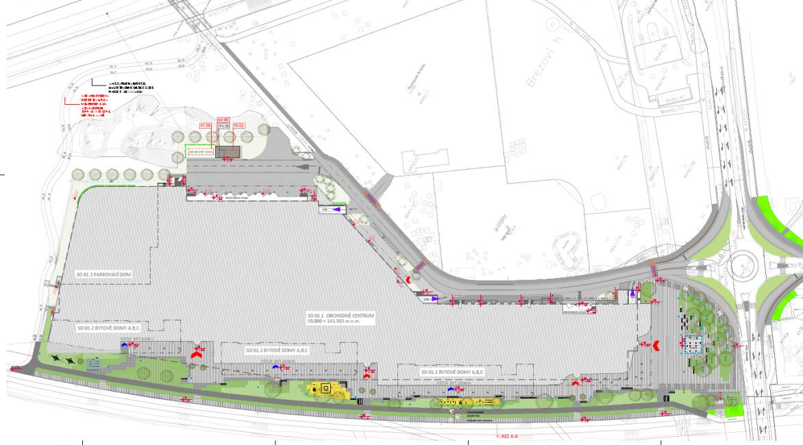 Living park zmení projekt v prospech chodcov a cyklistov